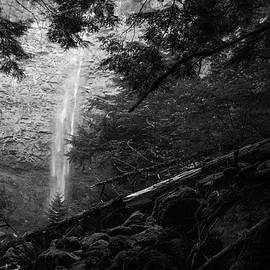 Larry Goss - Watson Falls, Oregon