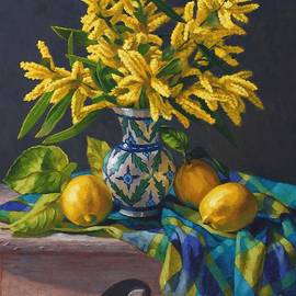 Fiona Craig - Wattle and Lemons