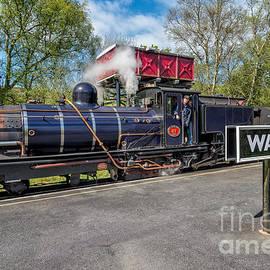 Adrian Evans - Waunfawr Station