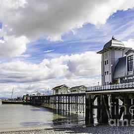 Steve Purnell - Waverley Along The Pier