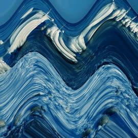 Colette V Hera  Guggenheim  - Waves