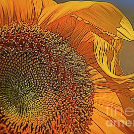 Janice Rae Pariza - Waving Sun Petals