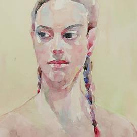 Becky Kim - WC Portrait 1619