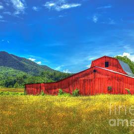 Reid Callaway - Wears Valley Red Barn