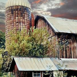 Jenn Teel - Weathered Barn