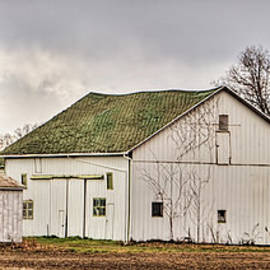 William Sturgell - Weathered Barn On State Route 54