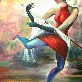 Elisheva Nesis - Web-tango