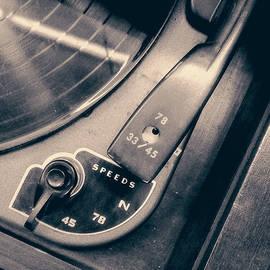 Webcor Musicale Phonograph - Jon Woodhams