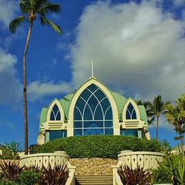 Craig Wood - Wedding Chapel Aulani Resort