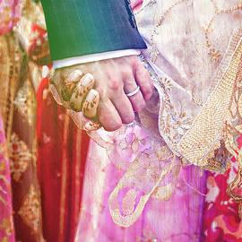 Wedding hands - Tom Gowanlock