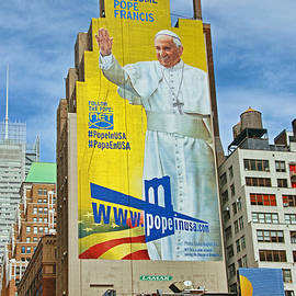 Allen Beatty - Welcome Pope Francis 2
