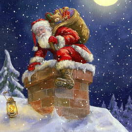 Viktoriya Sirris - Welcome Santa