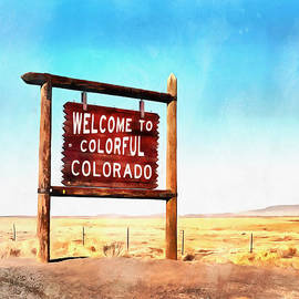 Welcome to Colorful Colorado - Edward Fielding