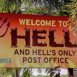 Teresa Wilson - Welcome to Hell