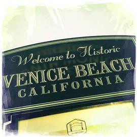 Nina Prommer - Welcome to Historic Venice Beach California