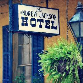 Toni Abdnour - Welcome To The Andrew Jackson Hotel