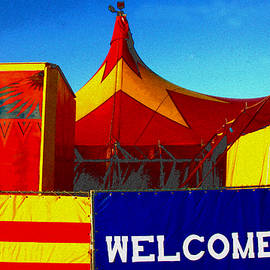 Ross Lewis - Welcome To The Big Top