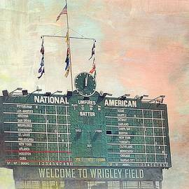 Toni Abdnour - Welcome To Wrigley Field