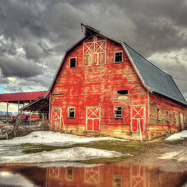 Joan Escala - Wellsville Red Barn