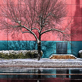 Chris Lord - West 23rd Street In Winter