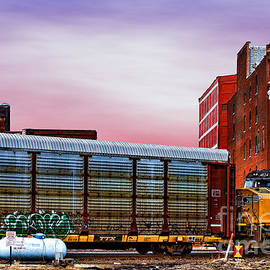 L Wright - West Bottoms - Railroad - KCMO