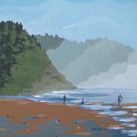Dorothy Jenson - West Coast Fog