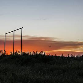 Karen Slagle - West Texas Sunset