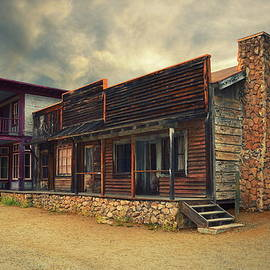 Glenn McCarthy Art and Photography - Western Town - Paramount Ranch