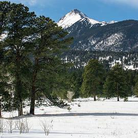 John Bartelt - Wet Mountain Valley in Winter
