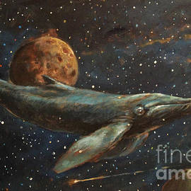 Michal Kwarciak - Whale of the Universe