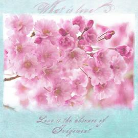 Jordan Blackstone - What Is Love - Flower Art