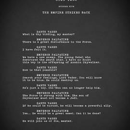 What Is Thy Bidding - Mark Rogan
