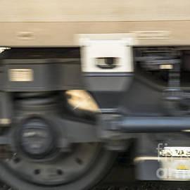 Linda Troski - Wheels on the Train