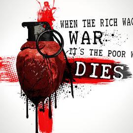 Nicklas Gustafsson - When The Rich Wages War...