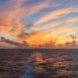 Bill Tiepelman - Where Water Meets Sky