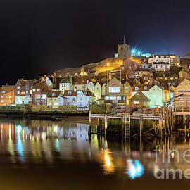 Whitby Old Town - Janet Burdon
