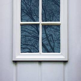 Carlos Caetano - White Door Detail