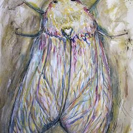 Taysha Barrett - White Moth