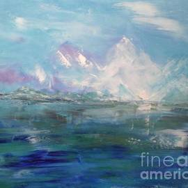 Elena Ivanova - White mountains
