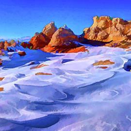 Bill Caldwell - ABeautifulSky Photography - White Pocket Winter 2