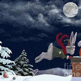 White Rabbit Christmas
