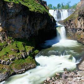 Jeff Swan - White River Falls