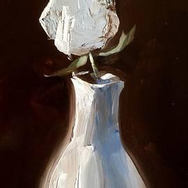 Gary Bruton - White Rose