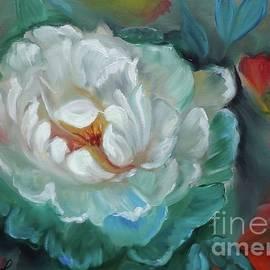 Jenny Lee - White Rose