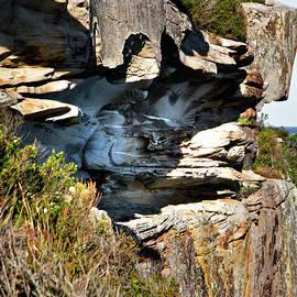 Miroslava Jurcik - White Sandstone In The Cliff