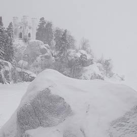 Elena Ivanova IvEA - White silence