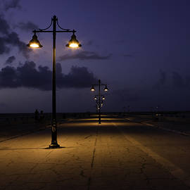 Kim Hojnacki - White Street Pier