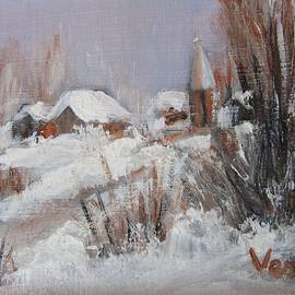 Vesna Martinjak -  White Village