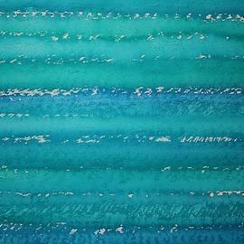 Sol Luckman - Whitecaps original painting