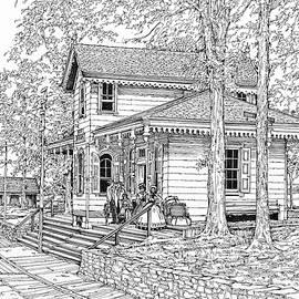 Ira Shander - Whitehall Station Bryn Mawr Pennsylvania